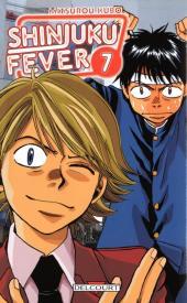 Shinjuku Fever -7- Tome 7