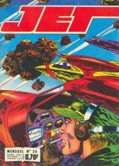 Jet Logan (puis Jet) -38- Un faux monde