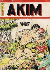 Akim (1re série) -Rec159- Album N°159 (n°656, 753, 754 et 755)
