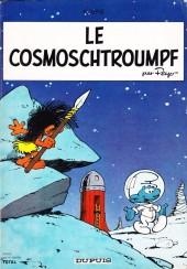 Les schtroumpfs -6Total- Le Cosmoschtroumpf