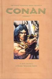 Conan the Barbarian Vol 1 (Marvel - 1970) -INTHC2- The Barry Windsor-Smith Conan Archives, Volume 2