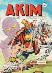 Akim (1re série) -647- L'épée de lumière