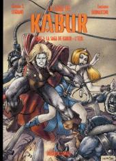 Kabur (Hexagon Comics) -1- La sage de Kabur - L'exil