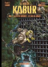 Kabur (Hexagon Comics)