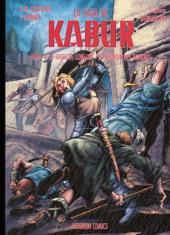 Kabur (Hexagon Comics) -4- Le siège de Lorgash - Le pouvoir des Fomores