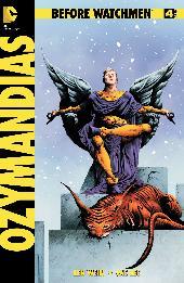 Before Watchmen: Ozymandias (2012)