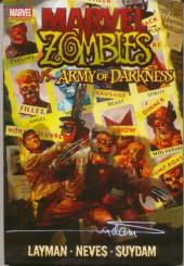 Marvel Zombies Vs. Army of Darkness (Marvel/Dynamite - 2007) -INT- Marvel Zombies vs. Army of Darkness