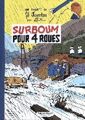 Gil Jourdan -6TL- Surboum pour 4 roues