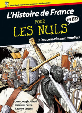 L'histoire de France pour les nuls -3- Des croisades aux templiers
