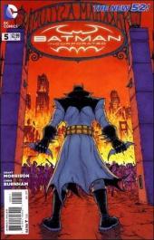 Batman Incorporated (2012) -5- Asylum