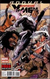 Astonishing X-Men (2004) -AN01- Annual: Welcome to the familly