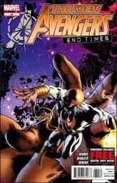New Avengers (The) (2010) -34- End times