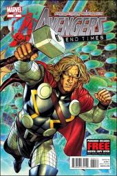 Avengers (The) (2010) -34- End times