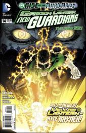 Green Lantern: New Guardians (DC Comics - 2011) -14- Fear factor