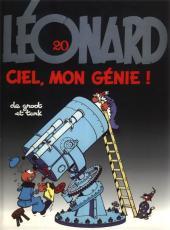 Léonard -20a1995- Ciel, mon génie !