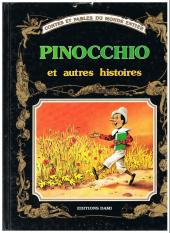 Contes et fables du monde entier - Pinocchio et autres histoires