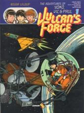 Yoko Tsuno (en anglais, chez Comcat Comics) -1- Vulcan's force