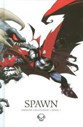 Spawn (1992) -INTHC01- Origins Collection - Book 1