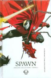 Spawn (1992) -INTHC02- Origins Collection - Book 2