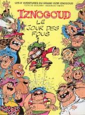 Iznogoud -8e- Le jour des fous