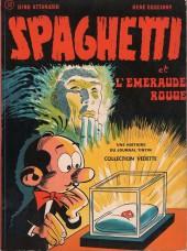 Spaghetti -14- Spaghetti et l'Emeraude rouge