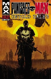 Untold Tales of Punisher MAX (2012) -INT- Punisher MAX: Untold Tales