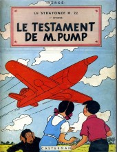 Jo, Zette et Jocko (Les Aventures de) -1B10- Le testament de m.pump