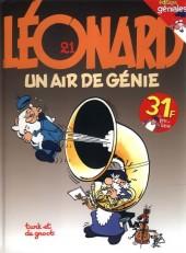 Léonard -21a1999- Un air de génie