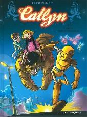 Catlyn -2- L'Étrange monsieur Tête-en-bois