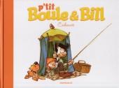 P'tit Boule & Bill -3- Cabanes