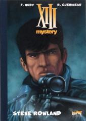 XIII Mystery -5TT- Steve Rowland