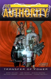 Authority (The) (1999) -INT04- Transfer of Power