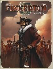 Pinkerton -1- Dossier Jesse James - 1875