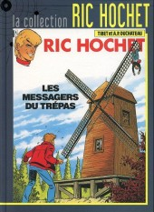 Ric Hochet - La collection (Hachette) -43- Les messagers du trépas