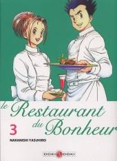 Le restaurant du bonheur -3- Tome 3