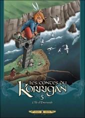 Les contes du Korrigan -5b2012- Livre cinquième : L'Île d'Émeraude