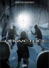 Prométhée -7- La Théorie du 100e singe
