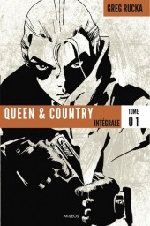 Queen & Country -INT1- Intégrale T.1