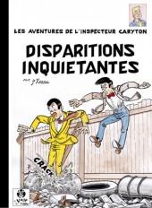 Inspecteur Caryton (Les aventures de l') -3- Disparitions inquiétantes