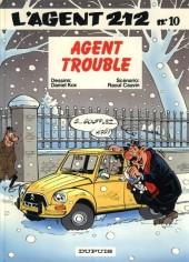 L'agent 212 -10a1991- Agent trouble