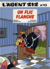 L'agent 212 -13a1993- Un flic flanche