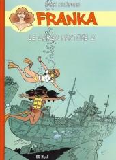 Franka (BD Must) -4TT14- Le Cargo fantôme 2