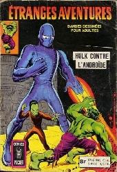 Étranges aventures (1re série - Arédit) -Rec3557- Album N°3557 (n°48 et n°49)