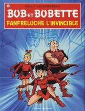 Bob et Bobette -320- Fanfreluche l'invincible