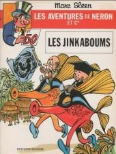 Néron et Cie (Les Aventures de) (Érasme) -50- Les Jinkaboums