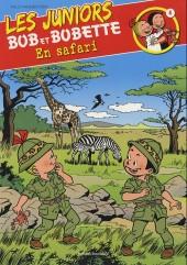 Bob et Bobette (Les Juniors) -4- En safari