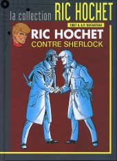 Ric Hochet - La collection (Hachette) -44- Ric Hochet contre Sherlock