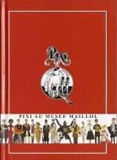 (Catalogues) Expositions - Pixi au musée Maillol