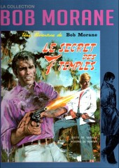 Bob Morane 11 (La collection - Altaya) -4- Le secret des 7 temples