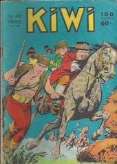 Kiwi -48- Les audacieux de la forêt